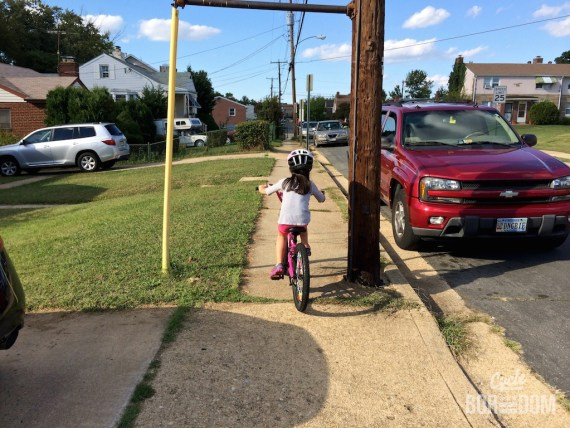 Bike To School Day 2014—Terrifyingly Awesome