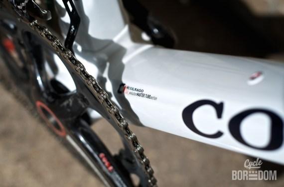 Photoset: Colnago C60 w/ Campagnolo Super Record EPS