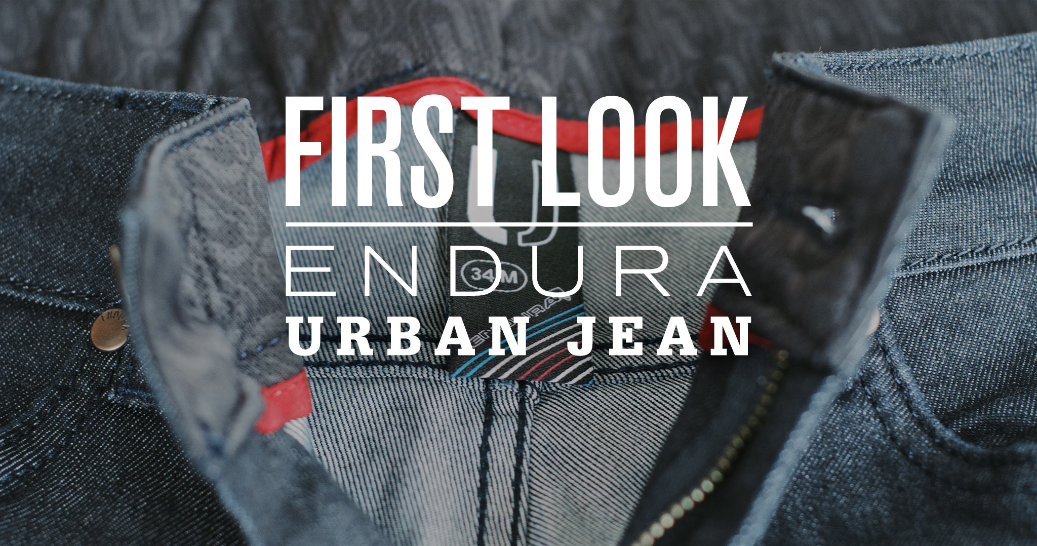 First Look: Endura Urban Jean