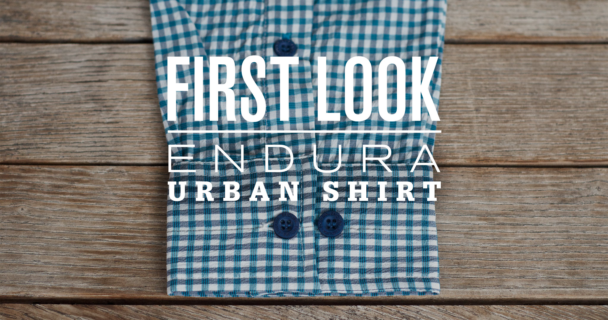 First Look: Endura Urban Shirt