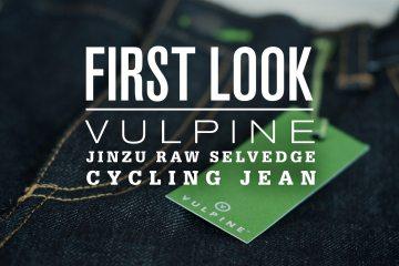 First Look: Vulpine Jinzu Raw Selvedge Cycling Jean