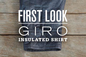 #FirstLook: Giro Insulated Shirt