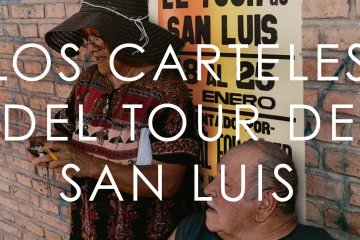 Released: Manual For Speed Tour de San Luis Posters