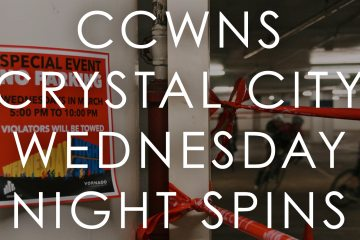 Crystal City Wednesday Night Spins - Week 1