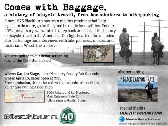 Comes With Baggage - 40 Years of Blackburn