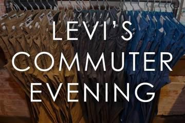 #BikeDC: Levi's Commuter Evening