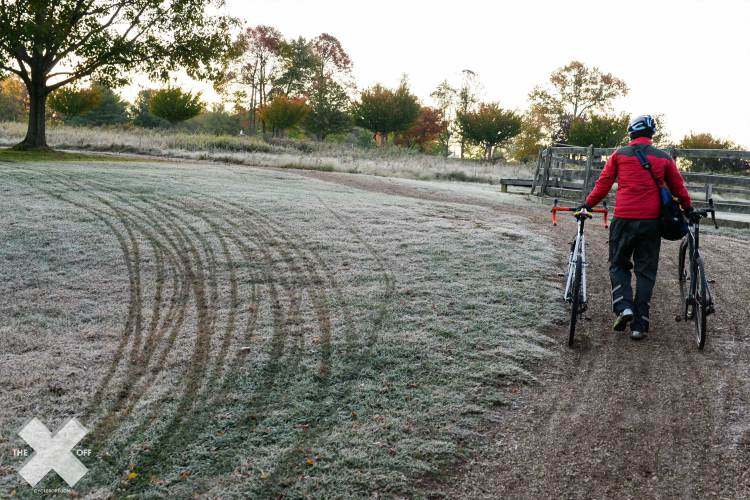 The CXOff: Schooley Mill CX - I, For One, Like This Cyclocross Lark
