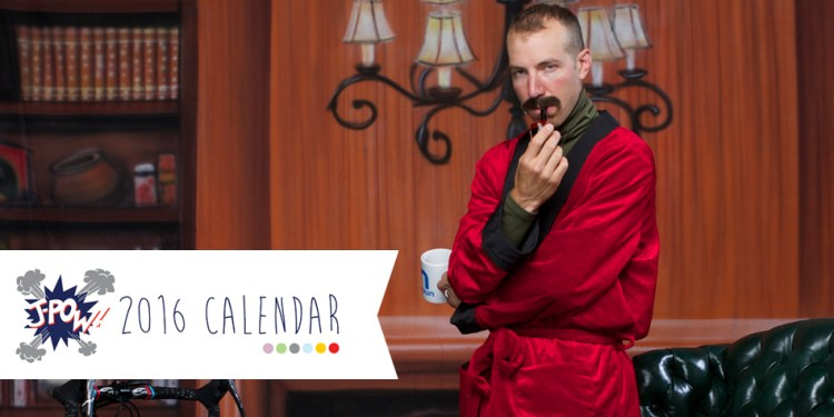 "2016 nuun/Jeremy Powers Cross Calendar for JAM Fund JPOW Stache 950x475 Yaaasss. J-Pows providing the LULZ. J-Pows also providing the benefit. Hydration experts and Jeremy Powers sponsor, nuun, thought you might be interested in knowing ""what does he do in his time off the bike that makes him so good during the race season?"" This is answered in the form of the 2016 Jeremy Powers Cross Calendar ($19USD) in which all proceeds go to benefit the JAM Fund. This is a limited time pre-order and calendars will ship mid-December. GO!: Learn more about JAM Fund Cycling. Released: Jeremy Powers Cross Calendar for the JAM Fund Behind The Scenes With Jeremy Powers: Creating The Cross Calendar"