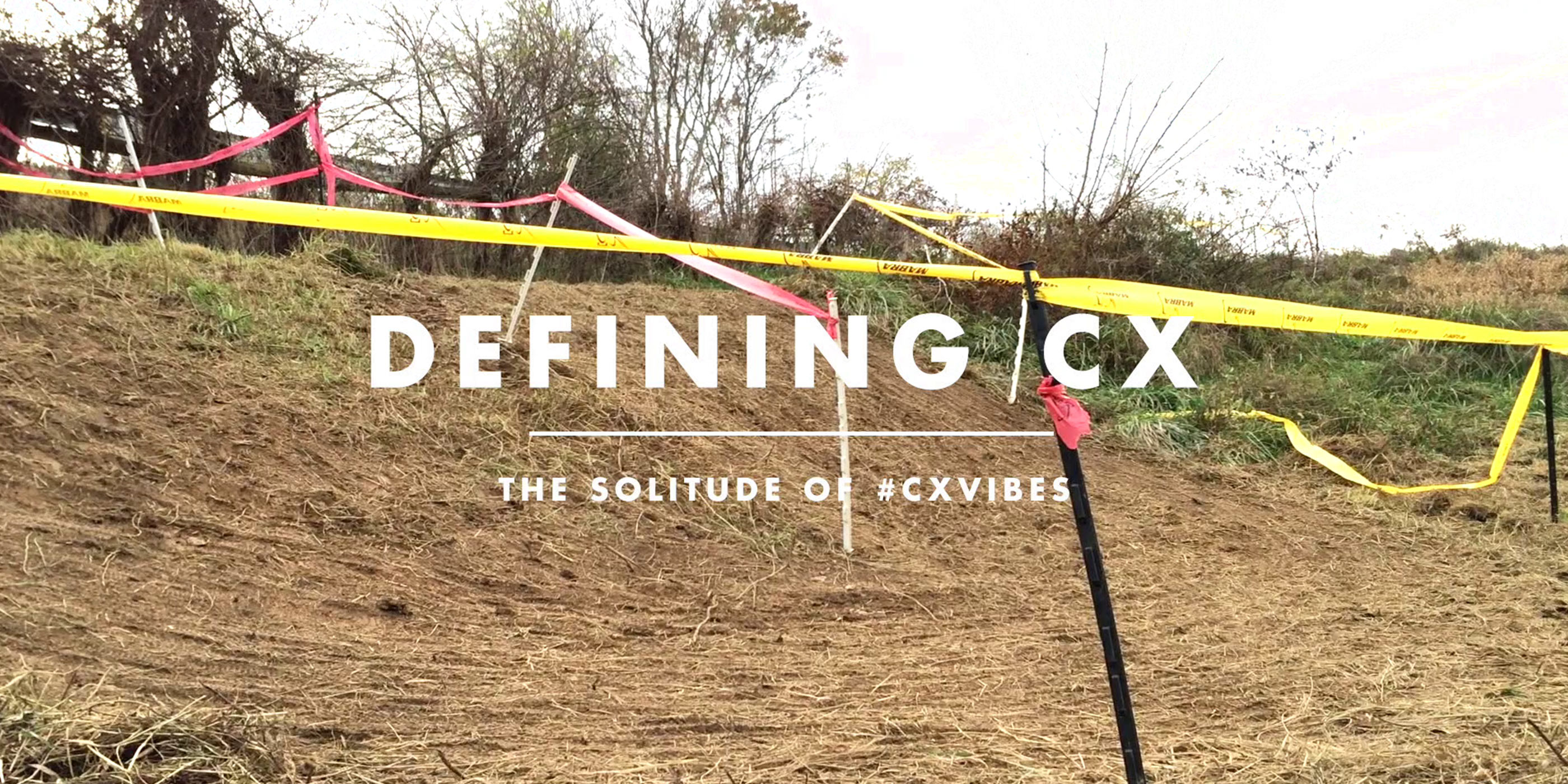 Defining CX: The Solitude of #CXVibes