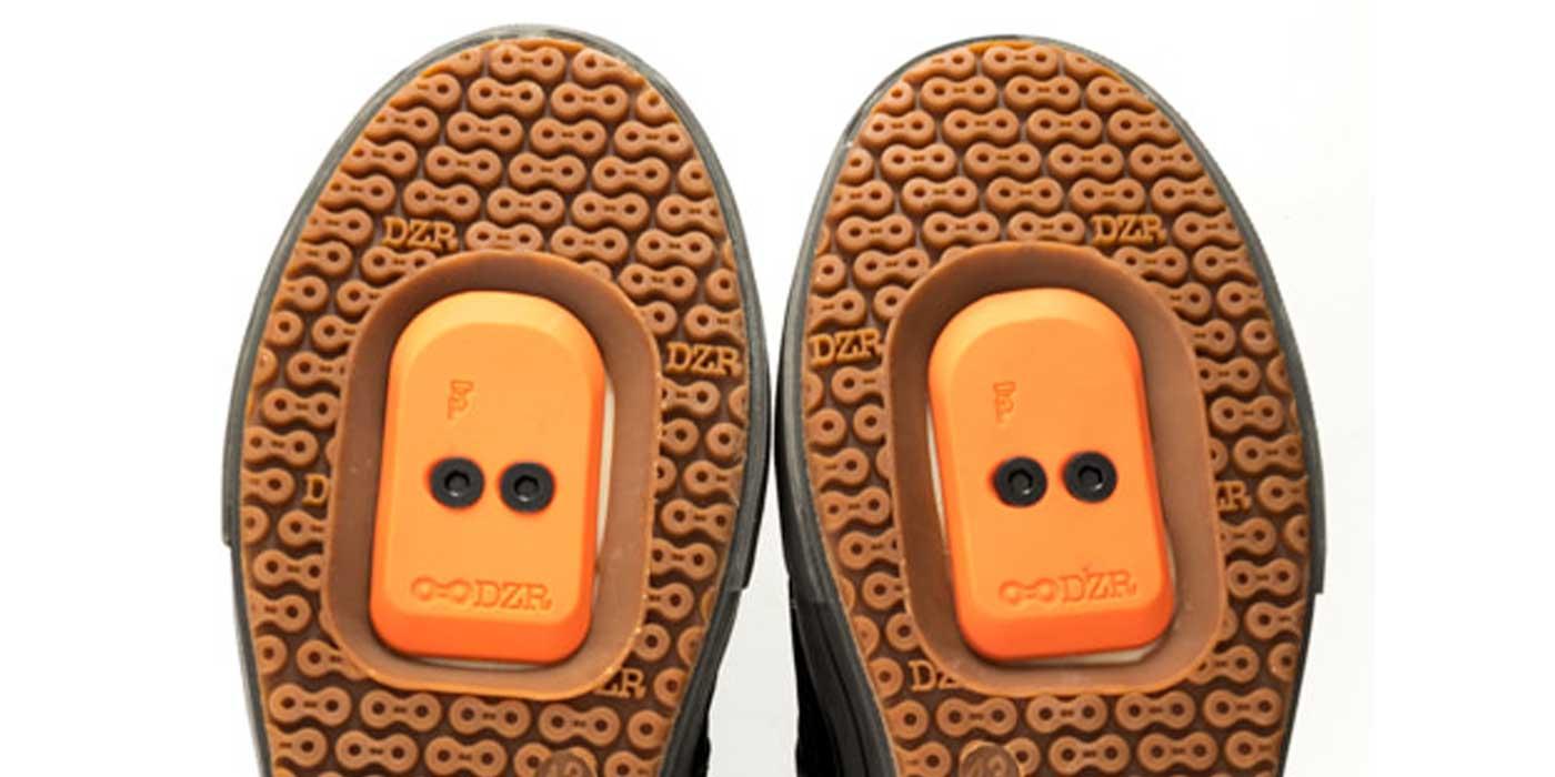 Released: DZR H2O Waterproof Cycling Sneaker