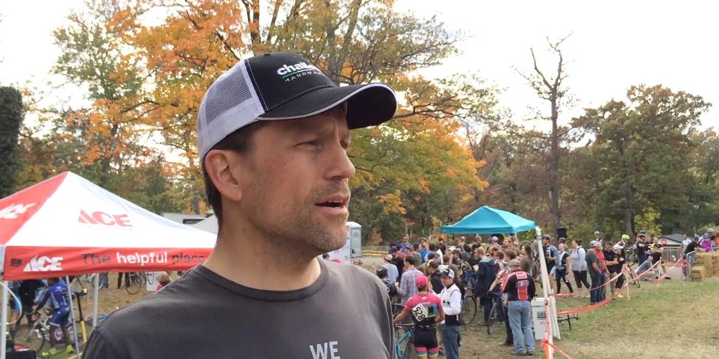 Why Cyclocross: Neil Schirmer