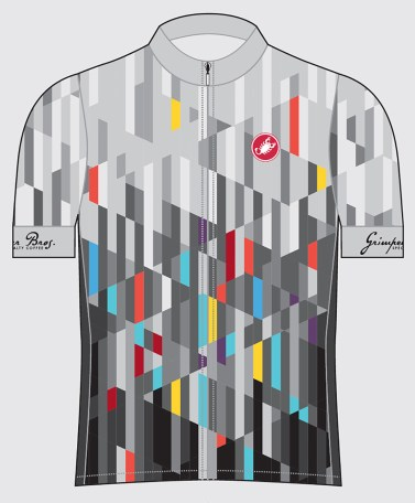 Kit of the Week: Grimpeur Bros x Castelli Cycling Summer Team Jersey - Front