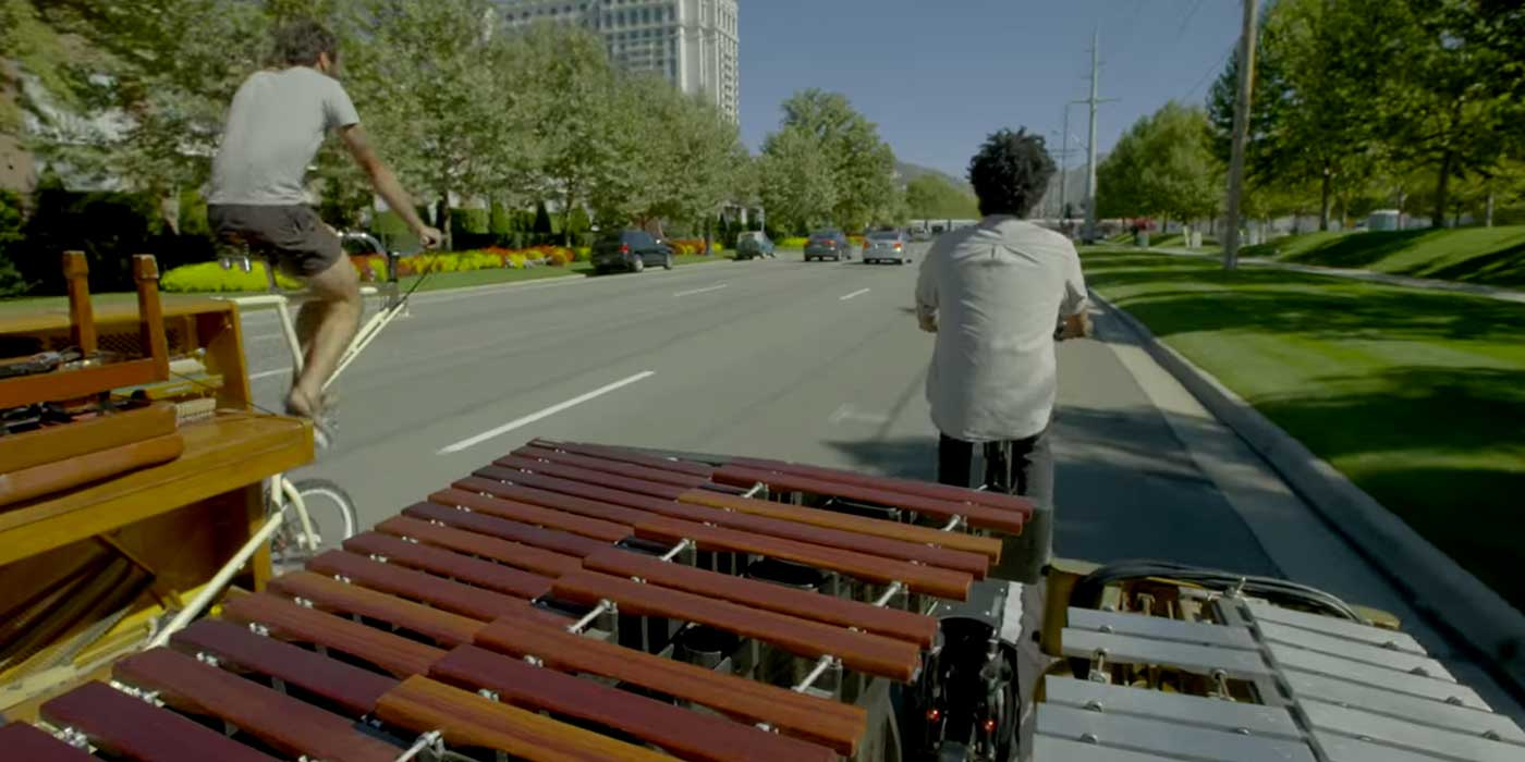 Music Meets Mobility: The Xylocycle Story featuring Eric Rich and Xtracycle, epowered by Bosch