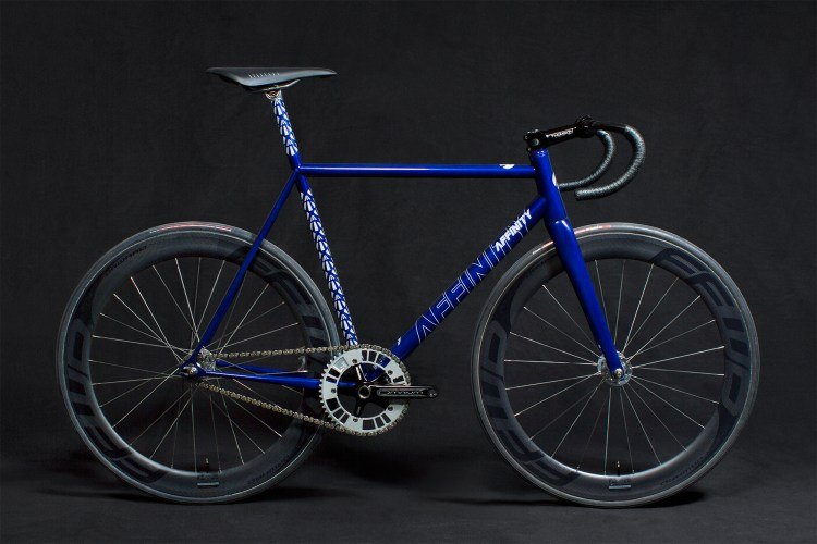 Released: Affinity Cycles Anthem - A Track Bike Made In Brooklyn