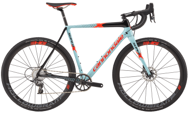Essential Fiets: Cannondale SuperX + CAADX
