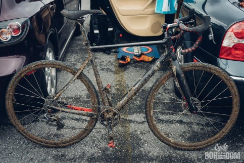 The CXOff: Hyattsville CX - Second Time, Same as the First