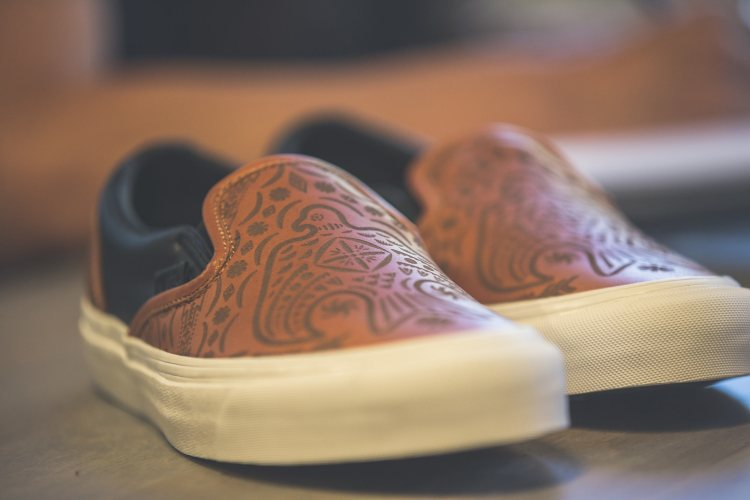 Released: Brooks x Vault by Vans With Taka Hayashi