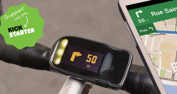 Released: HAIKU - Gesture Controlled Navigation & Bike Assistant Computer