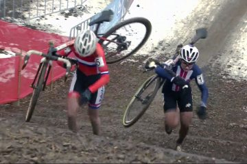 Screencap Recap: 2017 UCI Cyclocross World Championships - Bieles - U23 Women