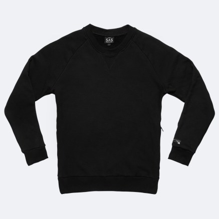 Released: Search and State CS-1 Pullover Crewneck Sweatshirt