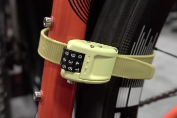 Interbike Microdose: OTTOLOCK Cinch Lock