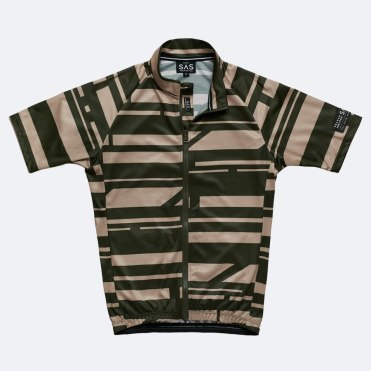 Search and State S1-A Riding Jersey - Ion Flux