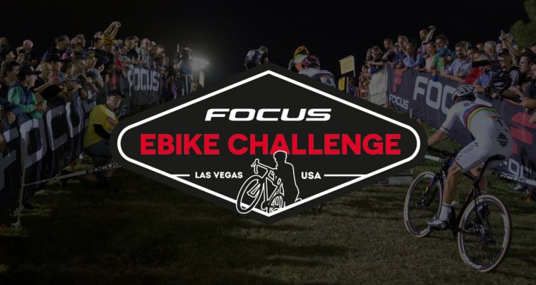 CrossVegas and Focus are Throwing an E-Bike CX Party