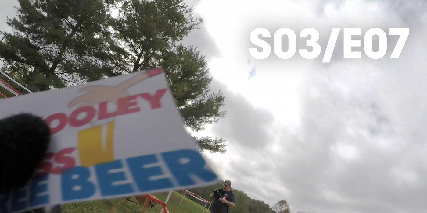 11 Gears, 1 Speed At Schooley Mill CX - S03/E07 - The CXOff