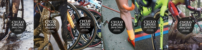 2017/2018 Cyclephotos Cyclocross Book
