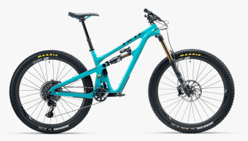 Santa Cruz And Yeti Demo Days Are Here! - Yeti SB150