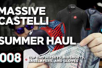 MASSIVE Castelli Summer Haul!!