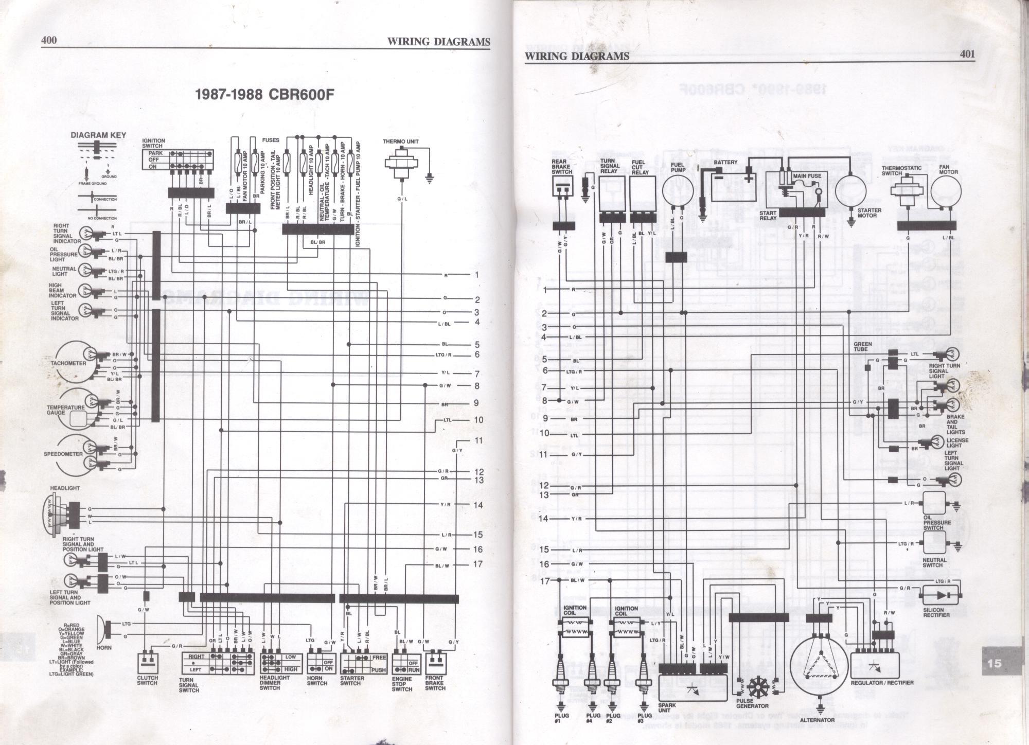 cbr 600 f4i wiring diagram miller furnace a 2000 honda f4 free engine