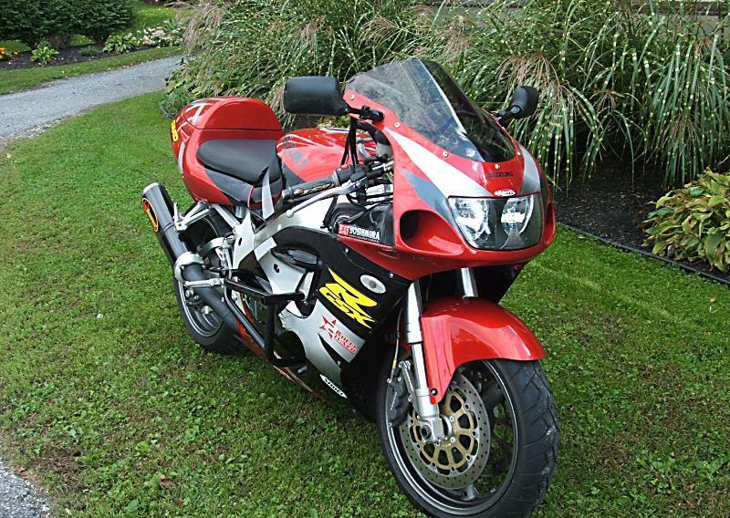 1997 750 Honda Nighthawk
