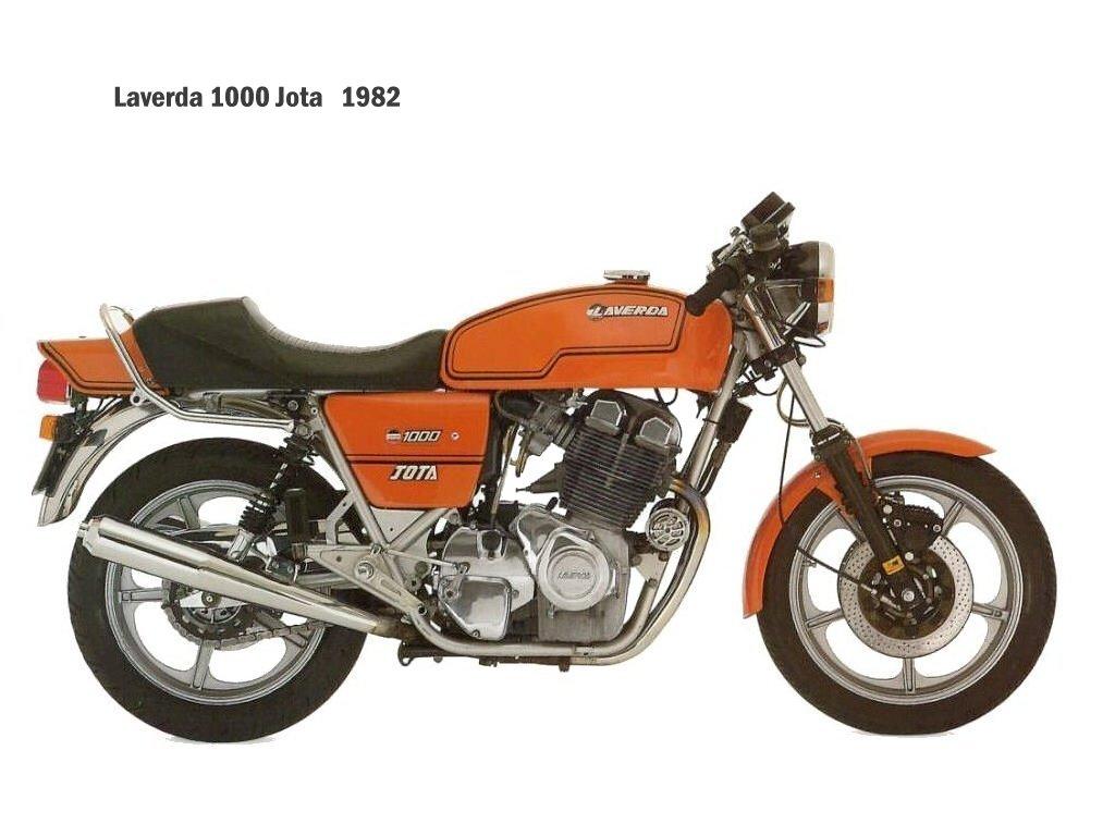 hight resolution of 1982 laverda 1000 jo
