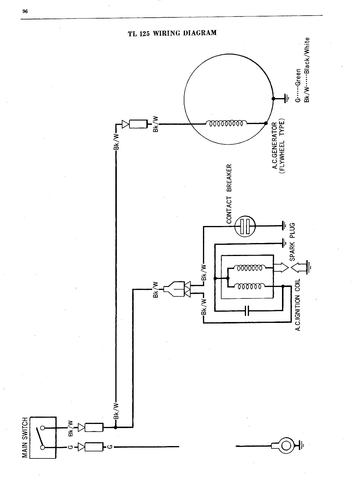 goldwing 1200 wiring diagram single pole switch 1986 honda get free image about