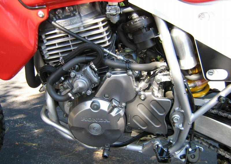 Honda Xr650l Wiring Diagram