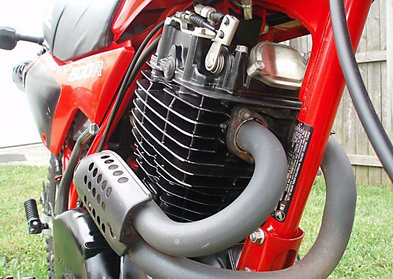 Wiring Diagram Honda Xl 500
