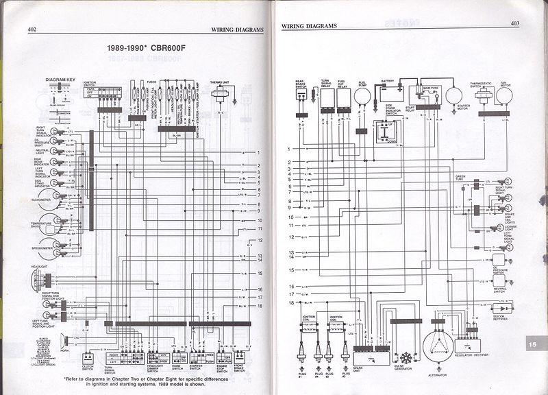 cbr 125 wiring diagram