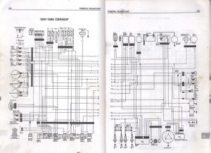 1995 Honda Cbr900rr Wiring Diagram, 1995, Free Engine