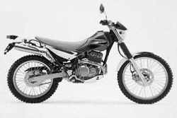 Kawasaki KL250G Super Sherpa: history, specs, pictures