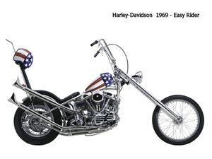 Harley-Davidson Captain America: history, specs, pictures