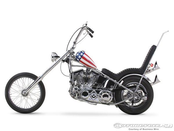 Harley-Davidson Captain Easy Rider America Chopper