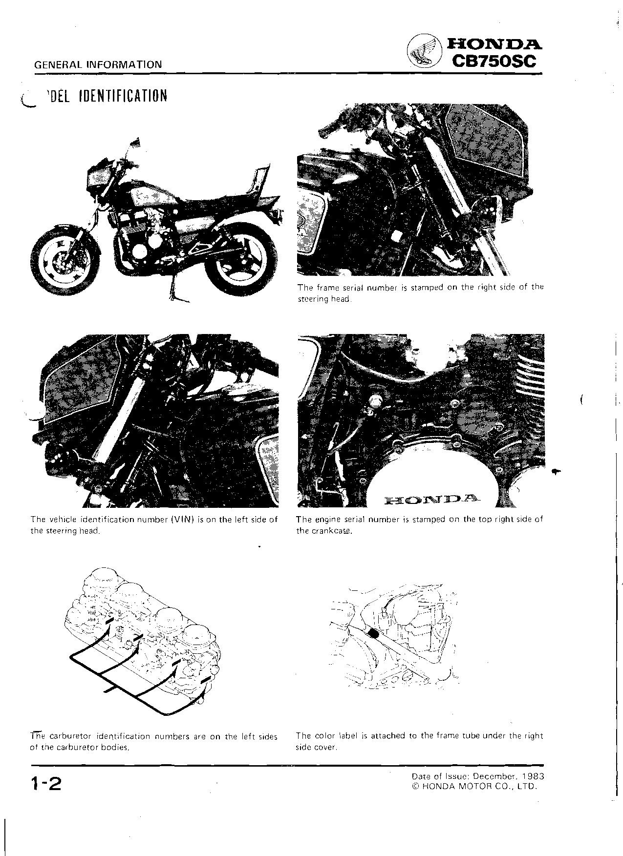 File:Honda CB750SC Nighthawk 1984 Service Manual.pdf