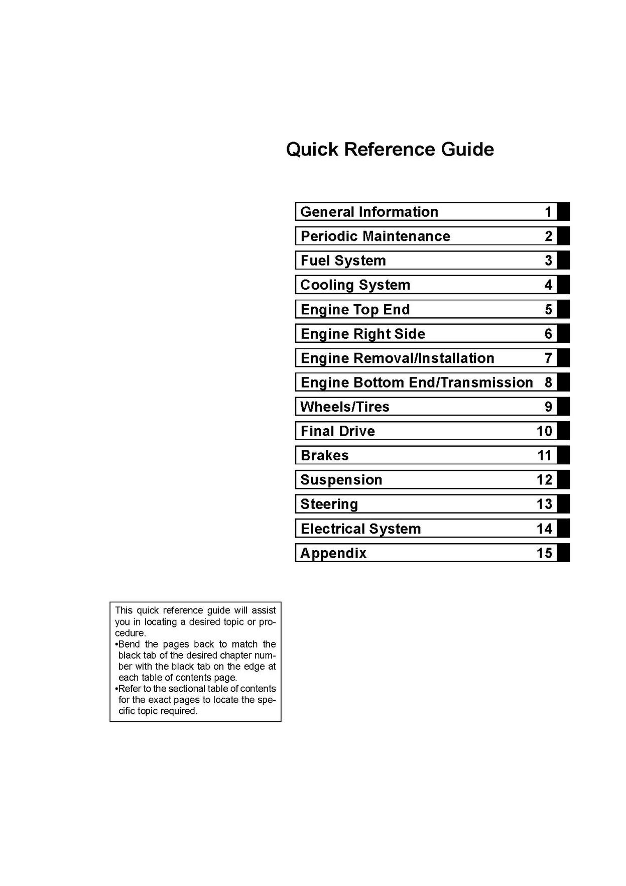 File:Kawasaki KX125 KX250 M 2003-2008 Service Manual.pdf