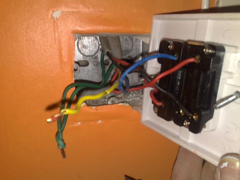 medium resolution of double dimmer switch wiring diagram uk