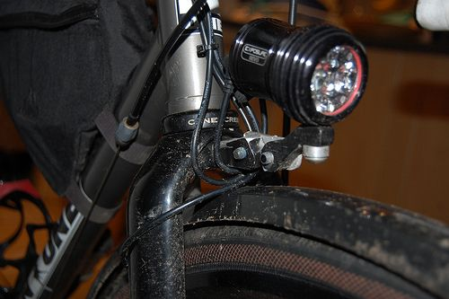 Exposure Light Fork Crown Mount  CycleChat Cycling Forum