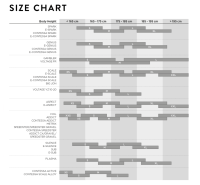 Scott Size Guide