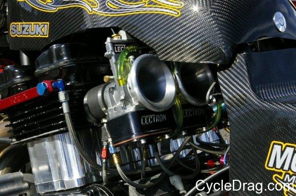 Suzuki 2 Stroke Drag Bike Hobbiesxstyle