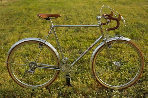 Cycle EXIF Rene Herse Commuter