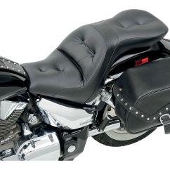 Road Sofa Seat Goldwing Bed Phoenix Az Saddlemen Seats Honda 1988 1997 Cycle